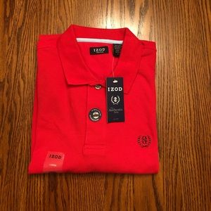 IZOD Mens Polo Shirt